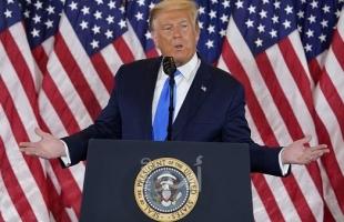 تقرير: ترامب ناقش بالفعل مسألة ترشحه للرئاسة في عام 2024