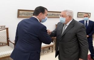 عباس: مستعدون للذهاب إلى المفاوضات على أساس الشرعية الدولية
