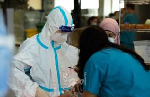 """الصحة الإسرائيلية: تسجيل (2377) إصابة بـ""""كورونا"""""""