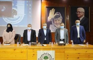 إطلاق مشروع حاضنة الشباب المبدعين في محافظة قلقيلية
