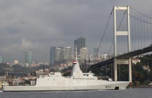 الجيش المصري يعلن وصول سفنه الحربية إلى البحر الأسود وانطلاق تدريباته مع الجيش الروسي