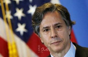 بلينكن والدبيبة ضرورة تنفيذ اتفاق وقف إطلاق النار لإنهاء الصراع الليبي