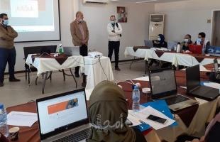 الشبكة تفتتح أعمال ورشة العمل التدريبية حول الحماية الرقمية والأمان الرقمي الخاص بالمنظمات الأهلية