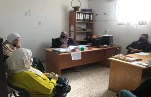 تنمية أريحا تبحث مساعدة الحضانات بمنحها قروض حسنة وتستهدف ١٢٠ أسرة بكوبونات شرائية
