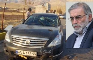 ردود فعل فلسطينية حول اغتيال العالم النووي الإيراني محسن فخري في طهران
