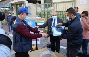 """ملادينوف: الكويت تقدم مساعدات لغزة لمواجهة جائحة """"كورونا"""""""