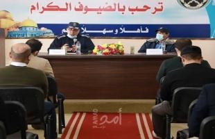 شرطة حماس: لدينا خطة شاملة للإشراف على الإغلاق الكامل حال فرضه