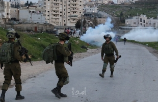 إصابة شاب برصاص قوات الاحتلال جنوب غرب جنين