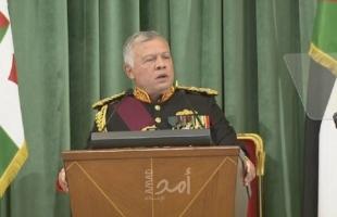 الملك عبد الله: أطمئنكم أن الفتنة وئدت..ولا أحد يتقدم على أمن الأردن واستقراره