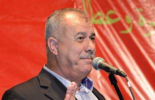 """بركة: مطالبة """"بايدن""""  الاعتراف بـ """"يهودية إسرائيل"""" تصريح عدواني ضد الشعب الفلسطيني"""
