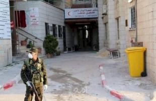 """السلمان: الطاقة الاستيعابية لـ""""مستشفى الهلال""""في طولكرم شارفت على الانتهاء"""