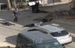 القدس: مصرع 3 مواطنين وإصابة آخرين في شجار مسلح في كفر عقب .. صور وفيديو
