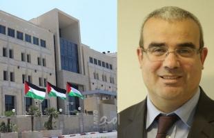 ملحم يؤدي اليمين القانونية أمام عباس محافظًا لسلطة النقد