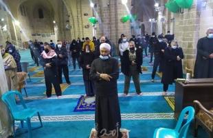 """أوقاف حماس تحذر المصلين في ظل ازدياد أعداد الإصابات بـ""""كورونا"""""""