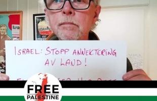 أوسلو: وفاة المناضل النرويجي كينيت لارسن