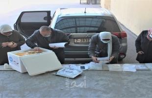 الصحة الفلسطينية تستلم مساعدات طبية ومواد مخبرية من منظمة أطباء العالم- فرنسا