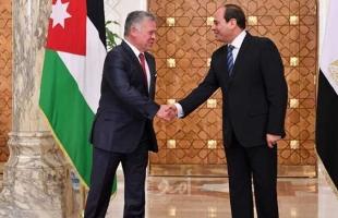 السيسي: نواصل بذل كافة الجهود لاستعادة الشعب الفلسطيني حقوقه