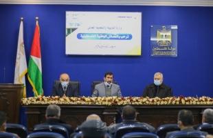 غزة: ثابتيطلع ممثلي الفصائل على مستجدات العملية التعليمية