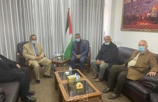 """غزة: اتحاد المقاولين يطالب بتجديد العمل بالاتفاقية التي أعفت """"المقاولين"""" من رسوم السجل التجاري"""