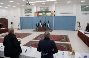مركزية فتح تشكل وفدها لحوار القاهرة وتؤكد تمسكها بحل الدولتين