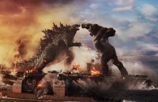 بالفيديو ..  التريللر الأول لـ Godzilla vs. Kong قبل طرحه مارس المقبل