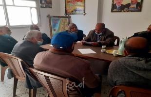 العربية الفلسطينية  تبحث استعداداتها لخوض الانتخابات