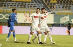 ترتيب هدافي الدوري المصري بعد فوز الزمالك والأهلي