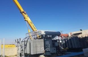 العمري: نبذل جهود حتى لا تقوم شركة إسرائيل بقطع الكهرباء خلال المنخفض