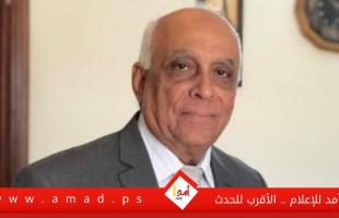 """هنية يعزي بوفاة البروفيسور """"عبد الستار قاسم"""""""