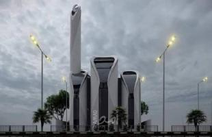 """بعد """" الضجة"""" الواسعة حول بناء جامع الشيخ عجلين الهندسي.. """"أوقاف حماس"""" تكشف السبب"""