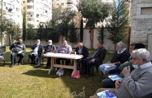 لجنة الأسرى تثمن بيان الحركة الأسيرة وتتدارس إعادة الاعتصام الأسبوعي لأهالي الأسرى