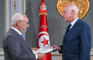 """تونس: الغنوشي يوجه انتقادا """"مبطنا"""" إلى الرئيس قيس سعيد"""