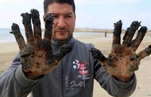 """إسرائيل تحقق في تسريب نفطي تسبب في """"أسوأ كارثة بيئية"""""""