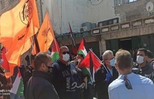 البرغوثي: الشعب الفلسطيني لم ولن ينسى مجزرة الحرم الإبراهيمي