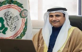 رئيس البرلمان العربي يشيد بإصدار قانون العدالة الإصلاحية للأطفال في البحرين