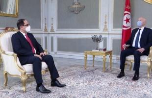 قيس سعيد: تونس بين أيدي مجموعة من الفاسدين - فيديو