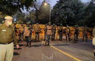 """مصادر هندية: إيران تقف وراء """"الانفجار"""" قرب السفارة الإسرائيلية"""