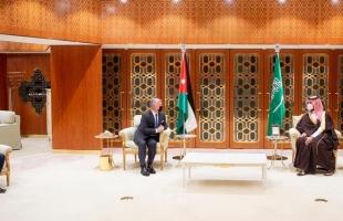 واس: بن سلمان التقي  العاهل الأردني وبحثا العلاقات الثنائية وقضايا عربية وإقليمية