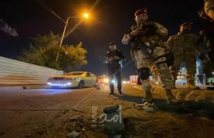 """العراق: سقوط 5 صواريخ على قاعدة """"بلد """" العسكرية شمالي بغداد"""