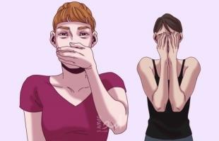 5 حيل للتغلب على نوبات الضحك فى وقت غير مناسب