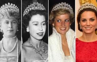 8 قواعد تحكم مكياج أميرات العائلات المالكة