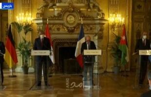 """""""الرباعية"""" العربية الأوربية تؤكد سعيها لعودة المفاوضات الفلسطينية الإسرائيلية"""