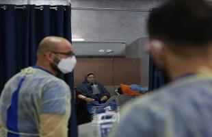 """الصحة الفلسطينية تسجل 18 حالة وفاة و2672 إصابة جديدة بفيروس """"كورونا"""""""