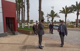 """بدء مغادرة وفود الفصائل الفلسطينية للمشاركة في """"حوار القاهرة""""- صور"""