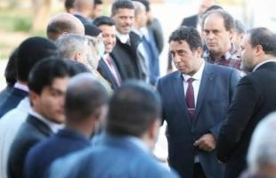 المجلس الرئاسي الليبي يؤدي اليمين أمام المحكمة العليا في طرابلس
