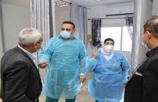 قلقيلية تصدر بيان حول آخر تحديثات الحالة الوبائية