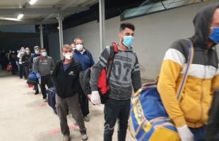 """سلطات الاحتلال تفتح مراكز تطعيم لمنح (107) ألف عامل فلسطيني لقاح """"كورونا"""""""