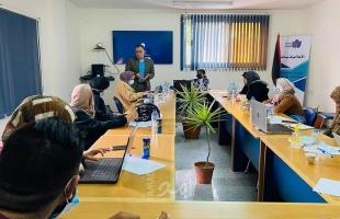 فلسطينيات تنظم لقاء حول وسائل الإعلام والرقابة على الانتخابات