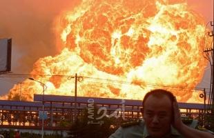 رويترز: انفجار عبوات ناسفة قرب مدينة صينية ومقتل خمسة أشخاص