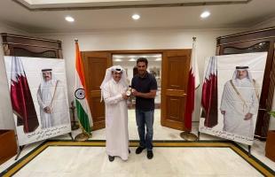 قطر تفوز بالميداليتين البرونزية والفضية في بطولة العالم للرمايةفي الهند